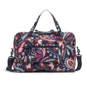 NWT Vera Bradley Packable Travel Bag